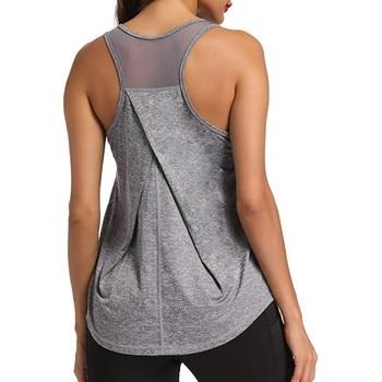 Mesh Yoga Shirt 1