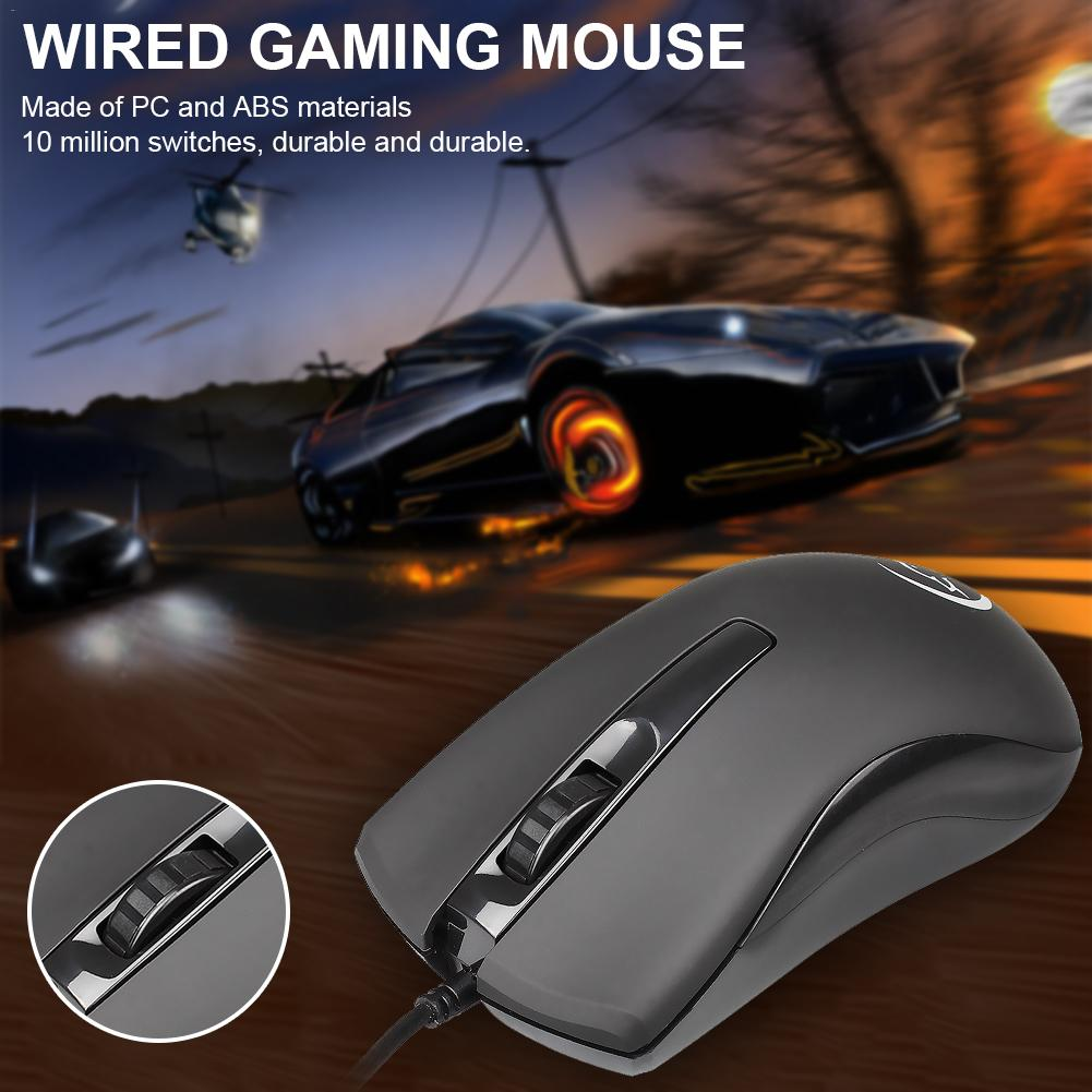 Wired Gaming Mouse for YWYT G831 USB Ergonomic Wear - Resistant High - Performance Ergonomic Computer Mouse Keyboard Mouse Combo 1