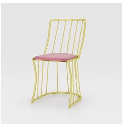 Чистый красный мраморный Маникюрный Стол И Набор стульев, одиночный двойной золотой железный двухэтажный Маникюрный Стол, простой и роскошный светильник - Цвет: 3