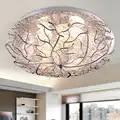 Потолочные светильники для спальни, гостиной, детской комнаты, Скандинавское креативное Птичье гнездо, современные светодиодные потолочны...