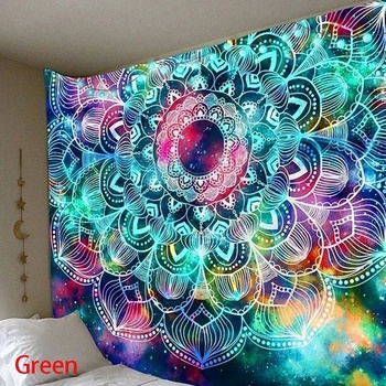 Illusory Art Tapestry Ins Tapestry Household Bedside Decoration Cloth Hanging Tapiz Tapestry Wall Hanging Tapestries Room Decor 7