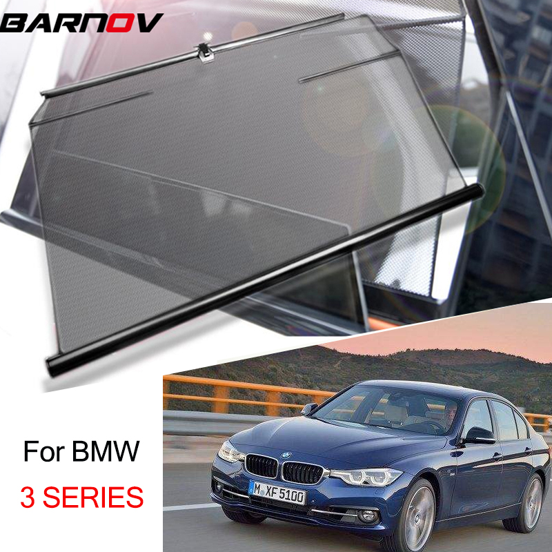 For BMW 3 SERIES E90 E92 F30 F31Car Special Sun Shade Side Window Automatic Lifting Sunscreen Insulation Telescopic Curtains image
