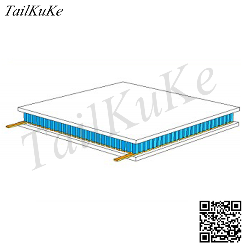TGM-287-1.4-1.5 Generating 15V1.65A 24W Thermoelectric Plate Thermal Resistance 230 Degree Thermoelectric Module