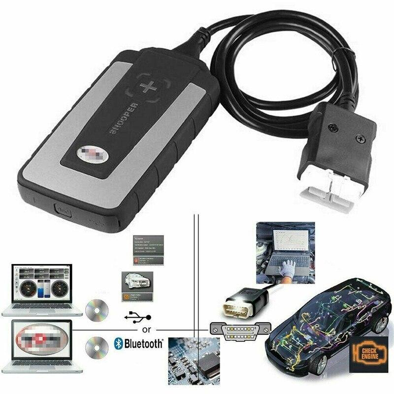 Pour WOW Snooper V5.008 R2 outil de Diagnostic Bluetooth pour voitures/camion/Stock générique Snooper testeur de Diagnostic voiture Diagnostic