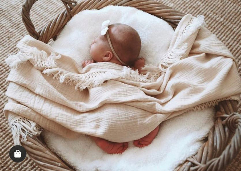 Baby Blanket Muslin Newborn Solid Tassel Baby Swaddle Blanket Receiving Swaddle Wrap Feeding Towel Scraf Bibs Muslin Cutest Baby Blankets Cuddle Blankets For Kids From Breadfruiter, $14.76| DHgate.Com