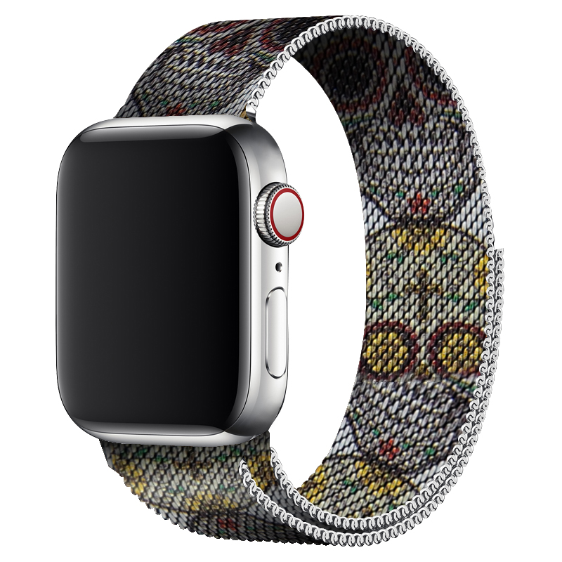 Milanese Printing Band for Apple Watch 26