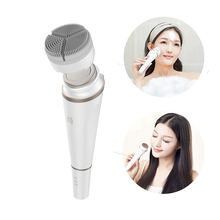 Youpin electric cleaning beauty instrument facial skin massager cleaning oil stain cleaning instrument facial