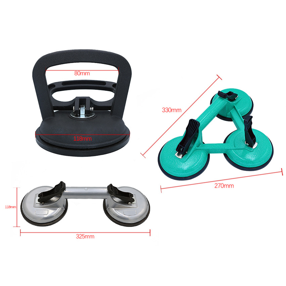 Single/2/3 Claws Glass Suction Cup Tile Suction Cup Premium Quality Heavy Duty Glass Puller Lifter Gripper 2019ing