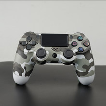 High Quality For Sony PS4 Controller Bluetooth Vibration Gamepad For Playstation 4 Detroit Wireless Joystick Games Console