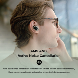 Image 2 - اديفير TWSNB tws aptx سماعات لاسلكية anc سماعة إلغاء ضوضاء فعال سماعة كوالكوم بلوتوث 5.0 LDS هوائي