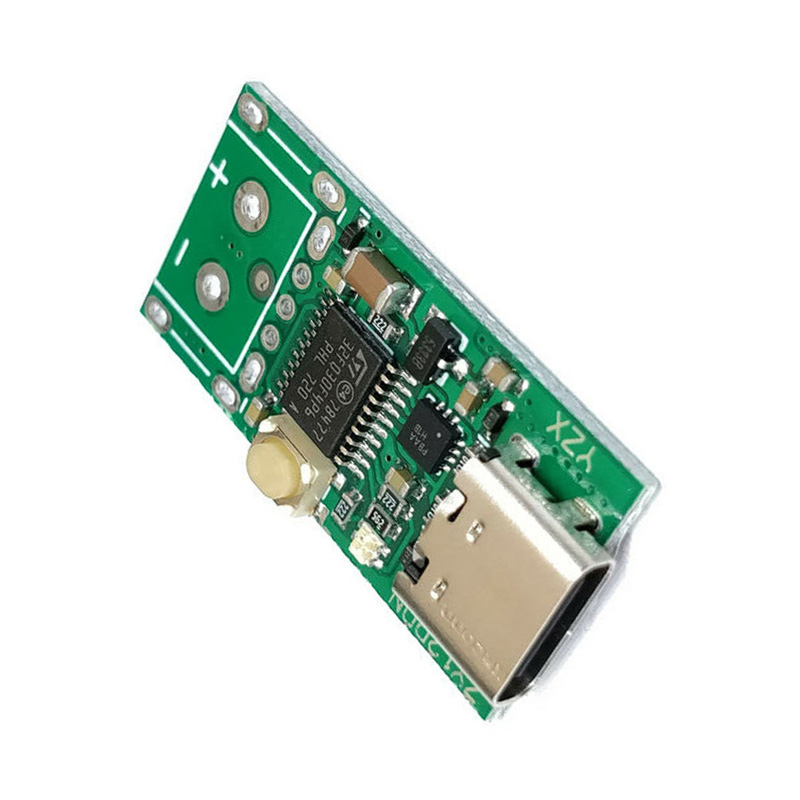 1pc Module ZY12PDN Type-C PD 2.0 3.0 To DC USB Surface Quick Charge Trigger Poller Detector Tool Kit