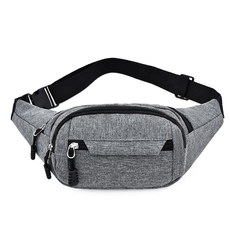 Running Bag Stylish Guys Sports And Leisure Cross-body Shoulder Backpack Oxford Cloth Outdoor Sports Men