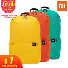 Xiaomi 10L рюкзак сумка водонепроницаемый красочный досуг спорт нагрудная сумка унисекс для мужчин и женщин путешествия Кемпинг