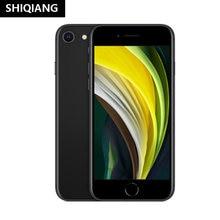 Maçã Usado Desbloqueado iPhone Original SE 2 Smartphones 4.7 polegadas A13 64/128/256GB ROM Núcleo Hexa telefones celulares