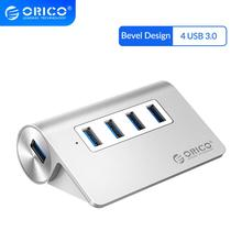 ORICO Aluminum 4 ports 3.0 HUB High Speed Mini USB Splitter