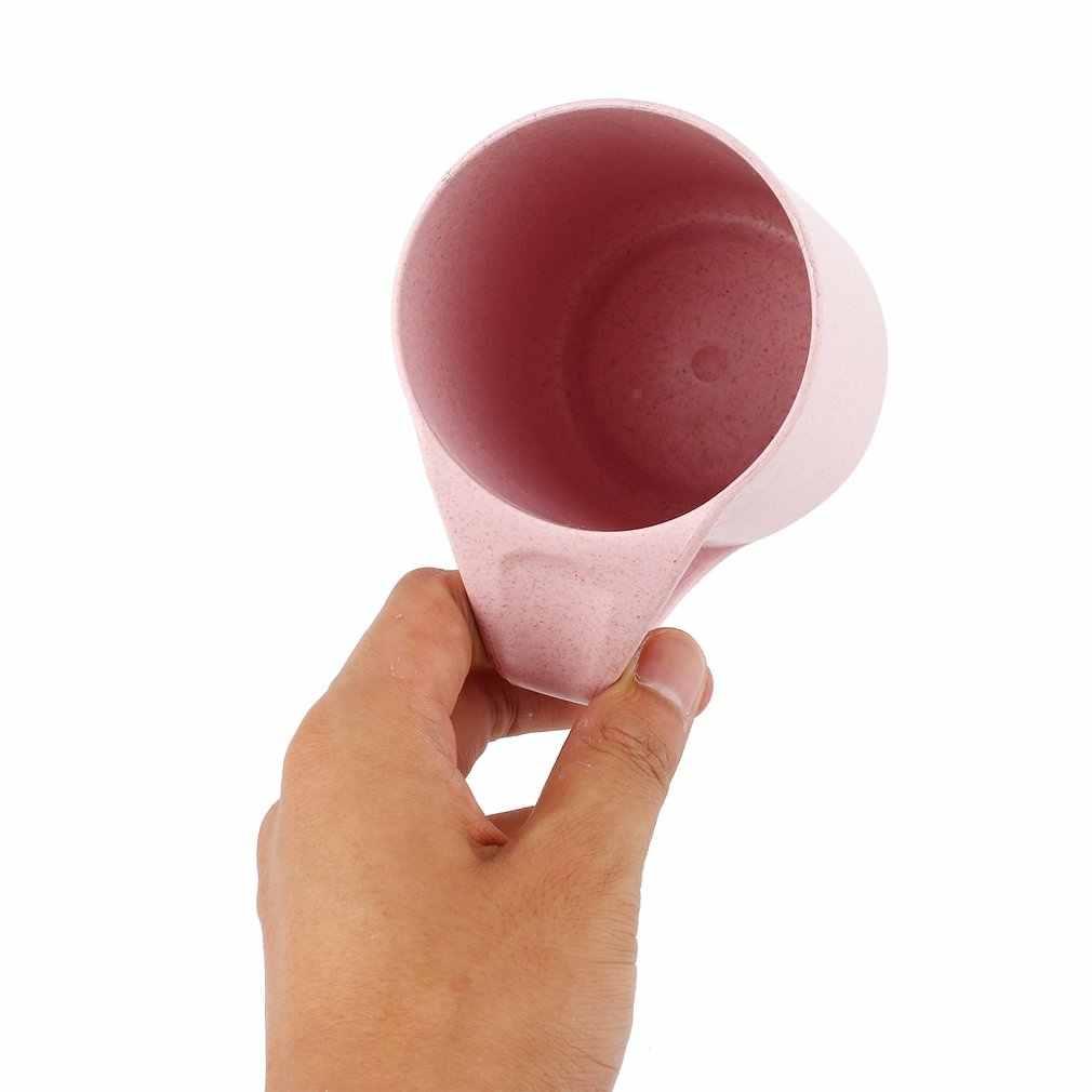 ฟางข้าวสาลีโมเดิร์นเซรามิคแก้วน้ำสร้างสรรค์ BEVEL ถ้วยกาแฟสำหรับ Home Office ของขวัญที่ดีที่สุดสำหรับคนรัก