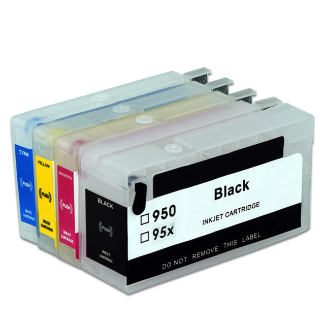 953 953XL HP953 Refillable Ink Cartridge with ARC Chip For HP OfficeJet Pro 7730 7720 7740 8210 8710 8715 8718 8720 8725 8730