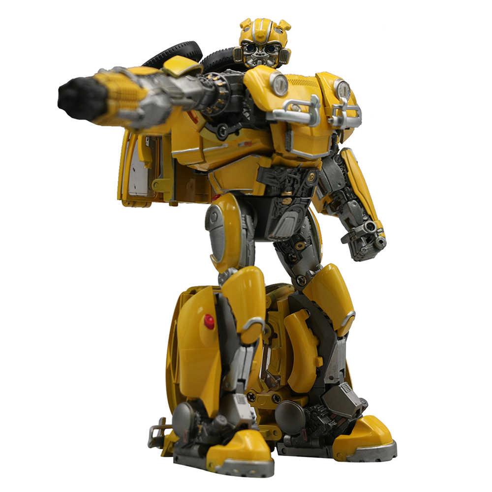変換要素 TE-02 TE02 変換アクション蜂モデル 18 センチメートル abs ko MPM07 LS07 おもちゃ変形カーロボットフィグマ