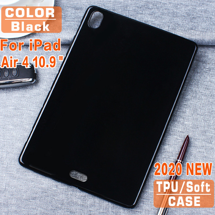 CASE-Black Other For 2020 Apple iPad Air 4 10 9 TPU Tablet Case For iPad Air 4th generation