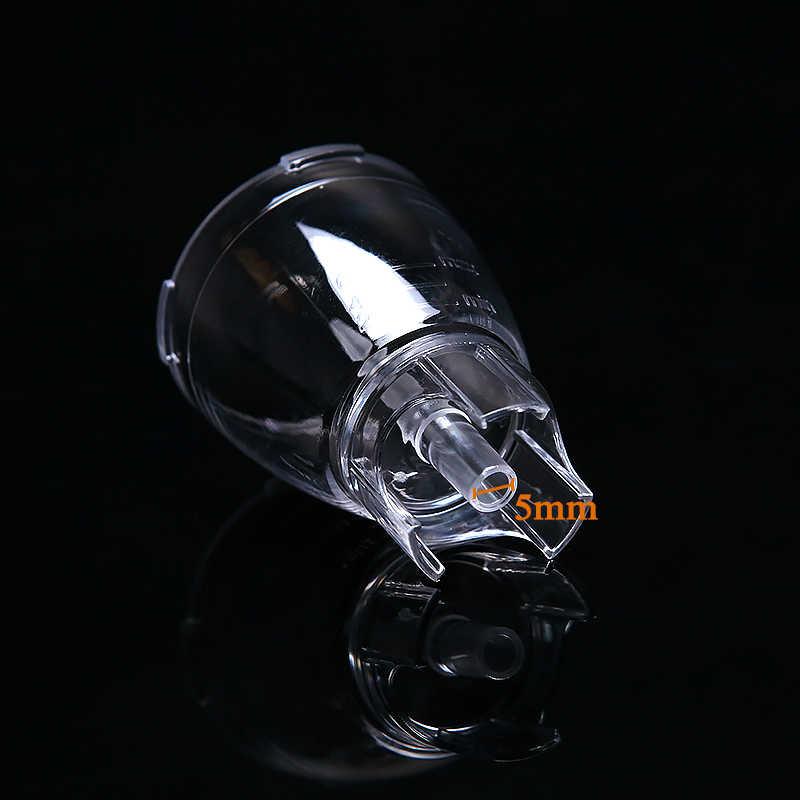 Adulto niño 6 mlnuevo FDA atomizado taza nebulizador compresor de aire medicina botella tanque salud cuidado inhalador medicina en Aerosol