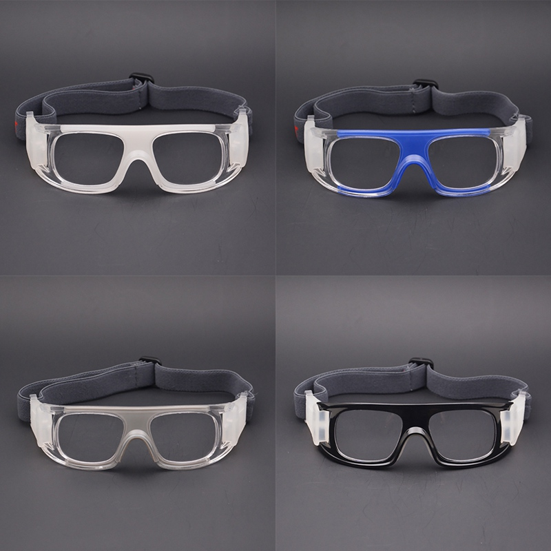 Professional Children&Adult Sport Goggles Frame Outdoor Sport Skiing Safety Glasses  For Basketball Badminton