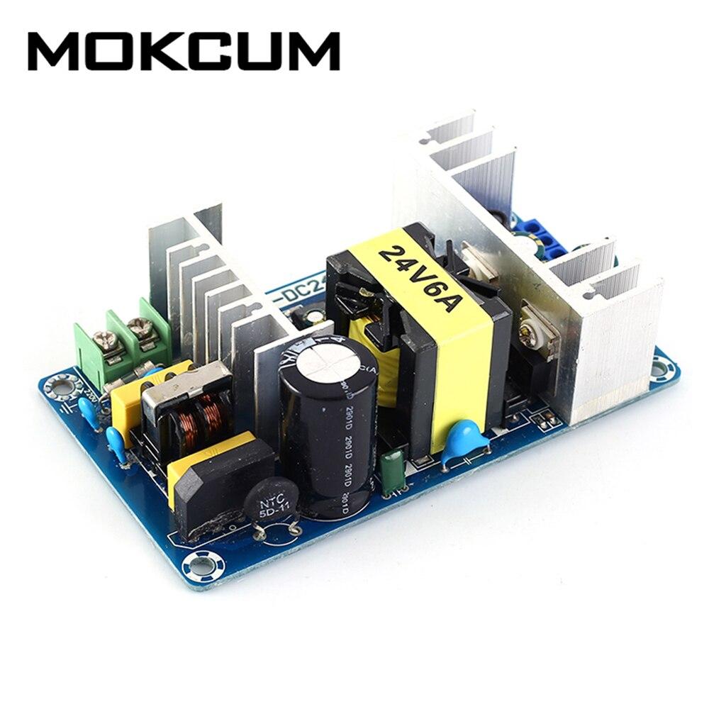 AC-DC 24V 6A 150W Schritt-Unten Schalter Power Supply Module Buck Converter 110V 220V zu 24V