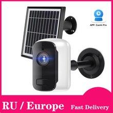Outdoor Ip kamera 1080p HD Batterie WiFi Drahtlose Überwachungs Kamera 2,0 MP Home Security Wasserdichte PIR Alarm Audio Low power