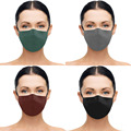 Hot Fashion Solid Color Mouth Women's Men Unisex Masks Face Protection Dustproof Cycling Spots Breathable Halloween Adult Mask