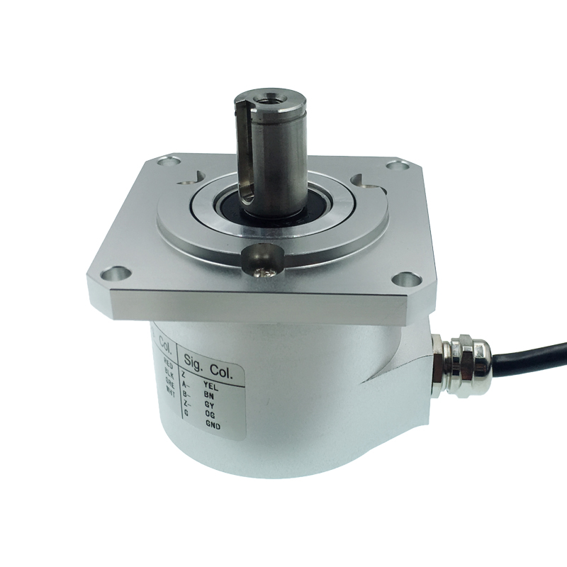 ZSP5815-5000 Pulse Spindle Lathe Encoder 6215 Machine Tool Encoder Anti-jamming New Counter
