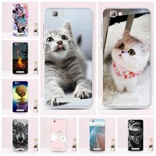 For ZTE Blade A610 Case Cover Soft Thin TPU Cover Printed Phone bumper For ZTE Blade A610 / V6 Max / A612 A 610 A610C A610T Case()