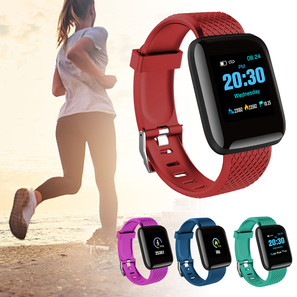 New-Arrival-Color-Screen-Smart-Bracelet-Fitness-Sports-Health-Monitoring-Sports-Bracelet-Watch
