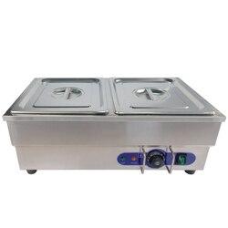 Duża pojemność użytku domowego podgrzewacz do potraw sprzęt kuchenny Bain Marie Wet Heat Catering Tray utrzymuj ciepłe narzędzie
