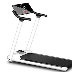 Multifunktionale Faltbare Mini Fitness Hause Laufband Indoor Übung Ausrüstung Gym Klapp Haus Fitness Running Laufbänder