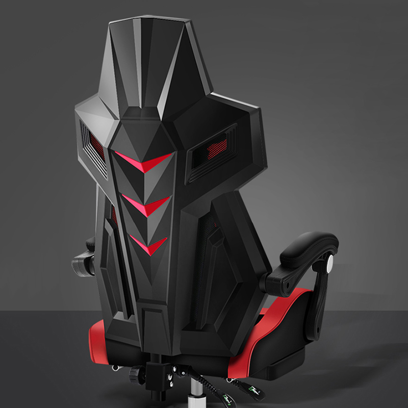Gaming Chair With Massage Gamers Ergonomic Armchair Bosse Computer Desk Chair