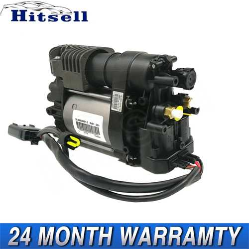 Air Compressor Air Suspension สำหรับ Dodge RAM 1500 2013 - 2019 OEM #68204387 68232648AA 68204730AC
