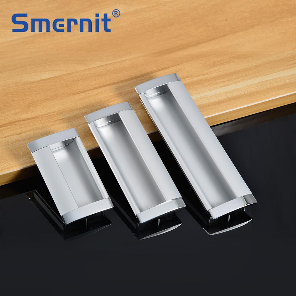 Aluminum Alloy Hidden Door Handles