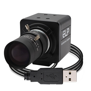 Lente Varifocal Manual 4K SONY IMX317 (1/2.5), Cámara USB de alta velocidad de Marco 3840x2160 Mjpeg 30fps UVC Plug and Play Webcam USB
