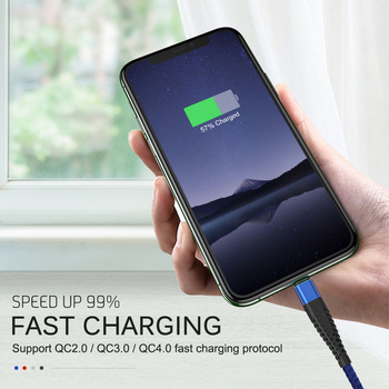 lightning to usb iphone charger cable