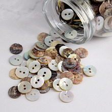 Akoya Pearl Shell Shirt Buttons Natural Sewing Mother of Pea