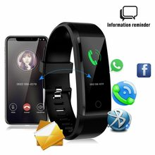 Sport fitness tracker smart watch Bracelet(China)