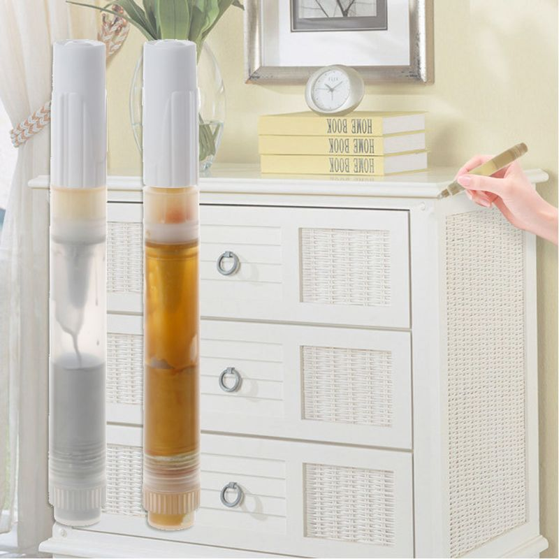 European Furniture Gold Silver Line Painting Pen Metallic Marker Furniture Decor