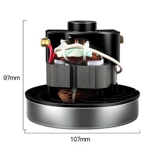 Image 2 - 220V 240V 800W Universal Vacuum Cleaner Motor Parts 107mm Diameter of Household Vacuum Cleaner for Midea QW12T 05A QW12T 05E Mot