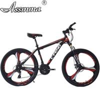MTB Magnesium alloy wheel 24 inch 26 inch optional sealed axle modern style mountain bike
