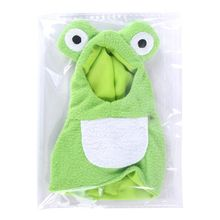 2021 New Funny Frog Shaped Birds Clothes Parrots Costume Cosplay Winter Pet Accessories