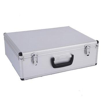 Aluminum alloy tool box Multi-function aluminum box Portable aluminum alloy box