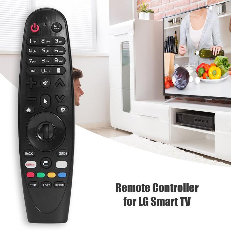 Replacement Wireless TV Remote Control for LG AN-MR18BA AKB75375501 AN-MR650 Compatible Model OLED77W8P SK8000 SK8070