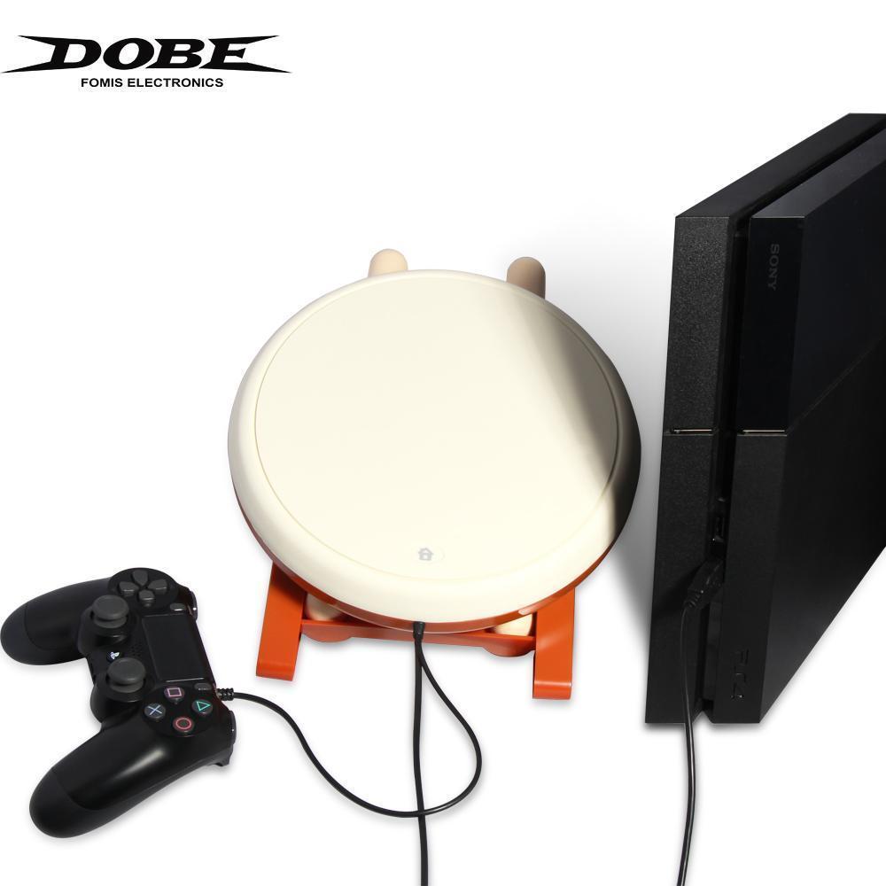 Contrôleur de batterie DOBE taiko ps4 Taiko pour PlayStation PS4/Slim/Pro contrôleur de jeu de batterie vidéo accessoires de jeu tambour japon.