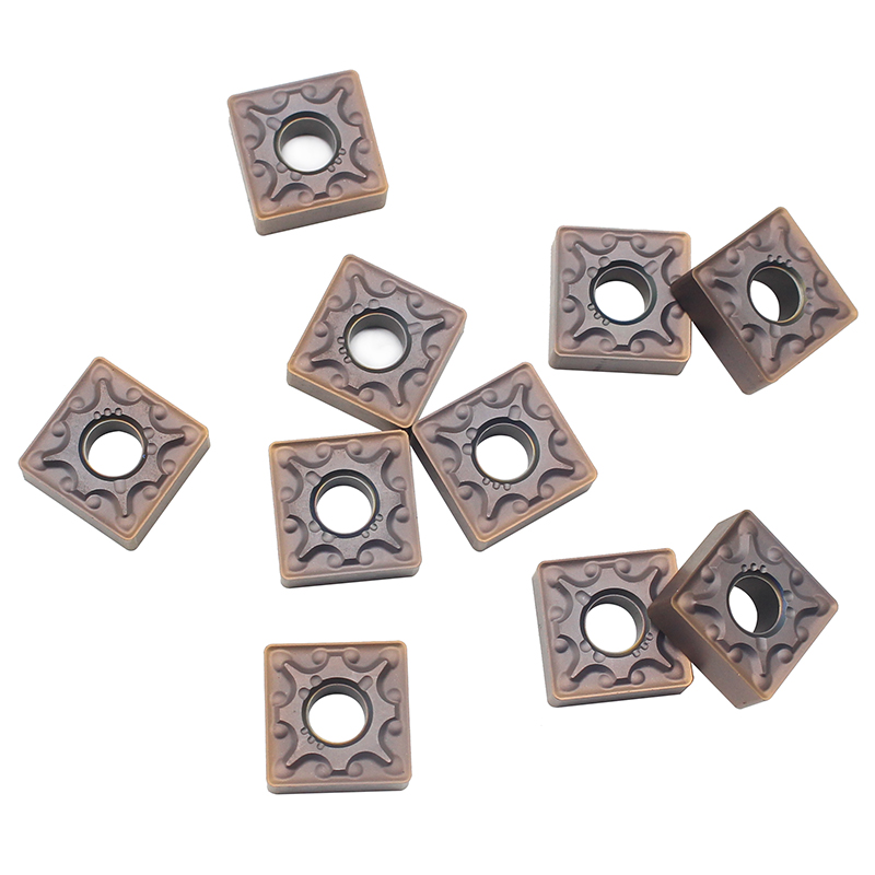 SNMG120408 MA VP15TF  Tungsten Carbide Turning Insert External Turning Tool Carbide Inserts CNC Tools Lathe Cutter Tools