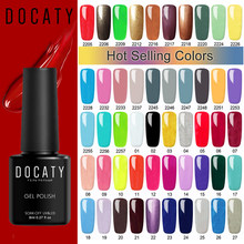 Nail Polish Hybrid Varnishes Gel Vernis Semi Permanent Uv Nail Art Matte Top Coat All for Manicure Primer Gel of Nail Extension(China)