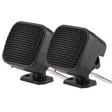 2pcs Loud Audio Music Tweeter Loudspeaker Car Small Square Speaker 500W Som Automotivo accesorios automovil Car Accessories New